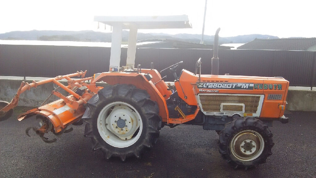 Used Farm Tractors From Japan