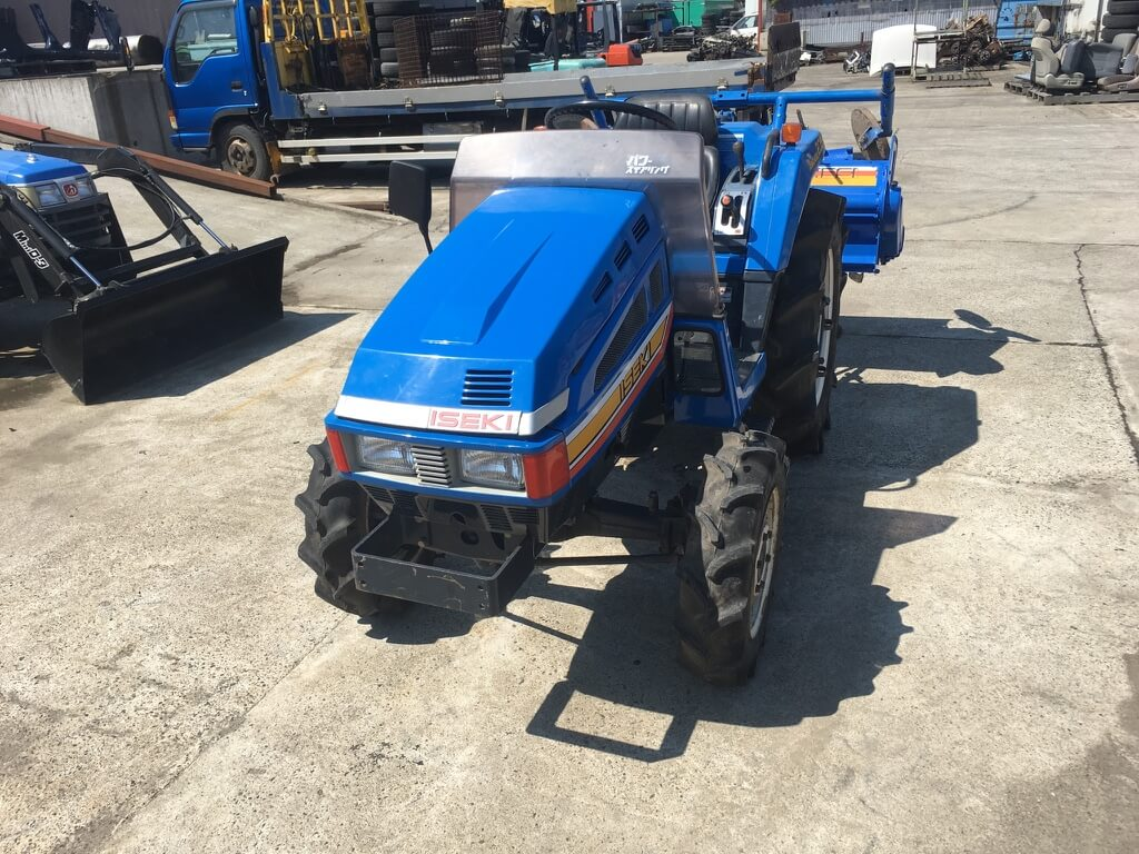 Iseki Tractor Tires : Tractor iseki tu wd first japanese online store of