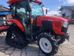 新着農機具クボタパワクロトラクターの在庫お知らせ