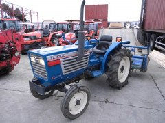 Used farm tractor Iseki TL2300 2WD 23HP