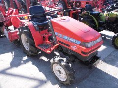 Used farm tractor Yanmar KE3 4WD 13.5HP