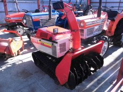 Used snowblower Wado SSA105K