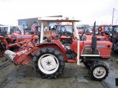 Used farm tractor Yanmar YM2202D