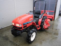 Used tractor Yanmar AF224S 24HP