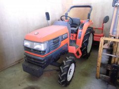 Used farm tractor Kubota GT23 23HP