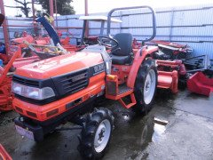 Used farm tractor Kubota GL241 25HP