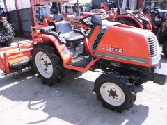 Used tractor Kubota A15 4WD 15HP