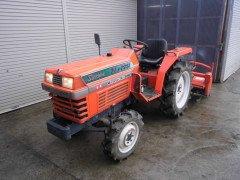 Used japanese tractor Kubota ZL1-225