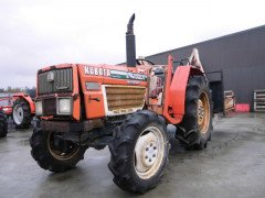 Used farm tractor Kubota L4202DT