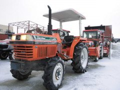Used japanese farm tractor Kubota L1-24 24HP