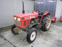 Used farm tractor Yanmar YM3810 38HP