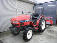 Used mini farm tractor Yanmar AF224 24HP