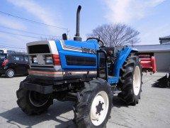 Used farm tractor Iseki TA290F 4WD 29HP