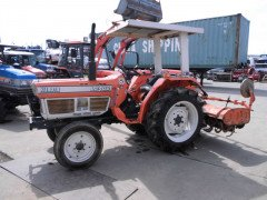 USED KUBOTA TRACTOR L2402 FROM JAPAN