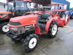 Mini japan farm tractor F-6 4WD