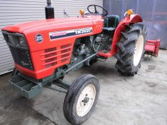 used farm tractor Ym2620 26hp