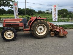YANMAR TRACTOR FX305 4WD.