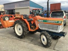 KUBOTA TRACTOR L2202DT-M-4WD