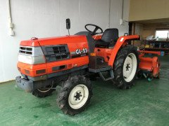 KUBOTA TRACTOR GL23 4WD