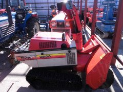 Used snowblower Wado SSA105K