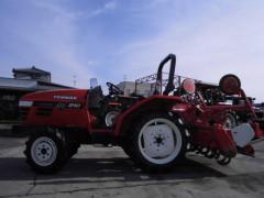 Used farm tractor Yanmar AF210