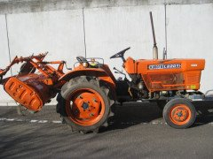 Used japanese farm tractor Kubota L2201