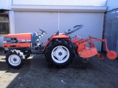 Used farm tractor Kubota GL26 26HP High-Speed